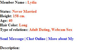 dating sex sites